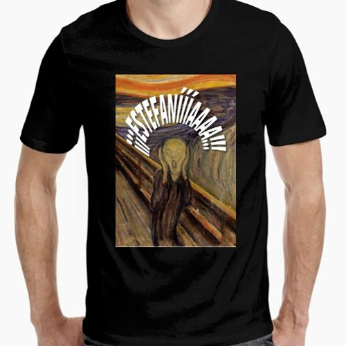 Camiseta ¡¡¡Estefaníííaaaa!!!