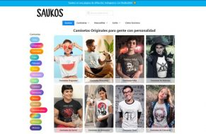 Entrevista a Vera, ilustradora y responsable de Saukos.com