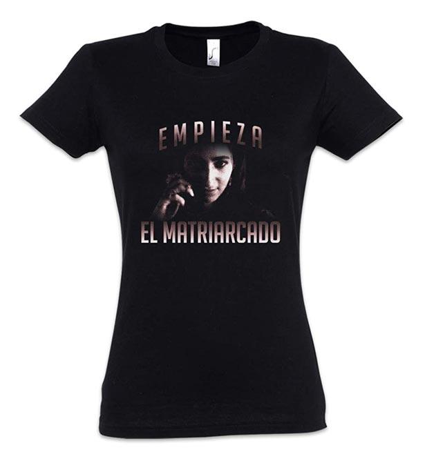 """Camiseta """"Empieza el matraircado"""""""