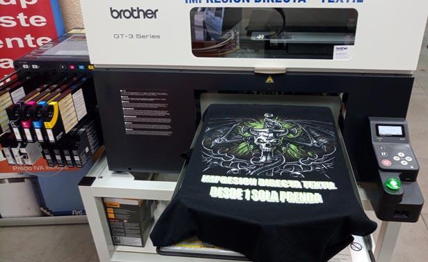 Impresora DGT