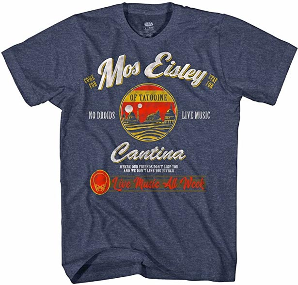 Camiseta Cantina Star Wars