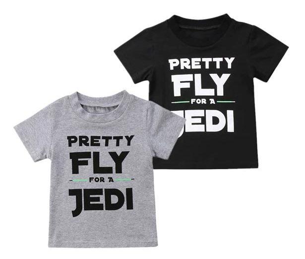 Camiseta para bebé de Star Wars