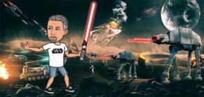 Increíbles camisetas Star Wars ideales para fanáticos